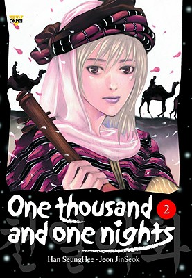 Image for ONE THOUSAND AND ONE NIGHTS VOL 2