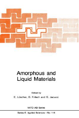 Image for Amorphous and Liquid Materials