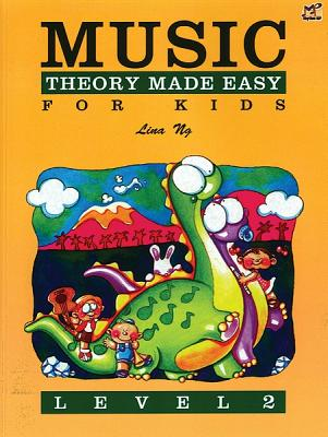 Theory Made Easy for Kids, Level 2 (Made Easy (Alfred)), Ng, Lina