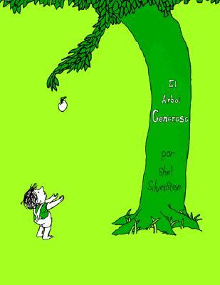 El árbol generoso, Shel Silverstein; Carla Pardo Valle; Lectorum [Editor]