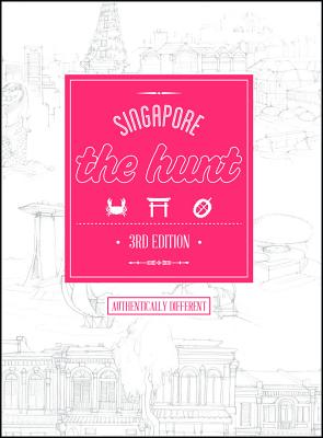 Image for SINGAPORE: THE HUNT 3rd EDITION
