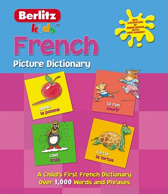 Image for Berlitz French Picture Dictionary