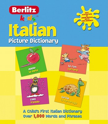 Image for Italian Berlitz Kids Picture Dictionary