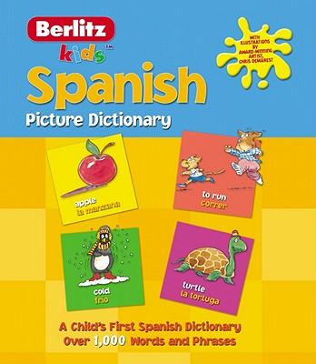Image for Berlitz Spanish Picture Dictionary