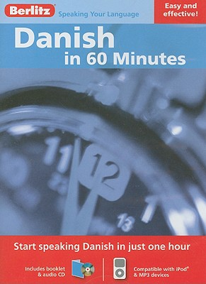 Image for Berlitz Danish in 60 Minutes (Berlitz in 60 Minutes) (Danish Edition)