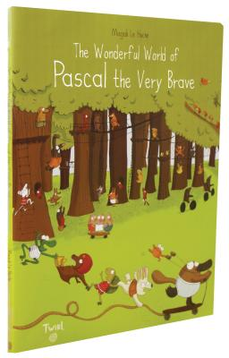 Image for Twirl Wonderful World of Pascal The Very Brave (9791027600779)